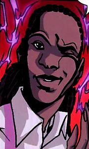 Charlene (Earth-616) from Amazing Fantasy Vol 2 14 001