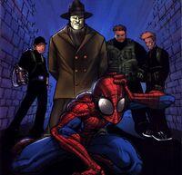 Marvel Age Spider-Man Vol 1 9 page 02 Enforcers (Earth-50302)