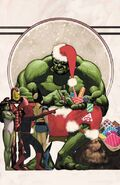 Marvel Holiday Special Vol 1 2006 Textless