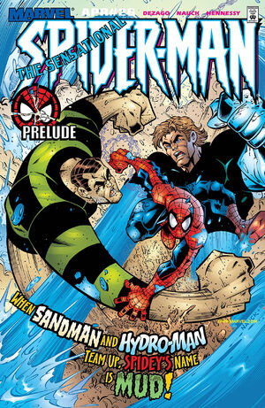 Sensational Spider-Man Vol 1 26