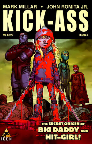 Kick-Ass Vol 1 6