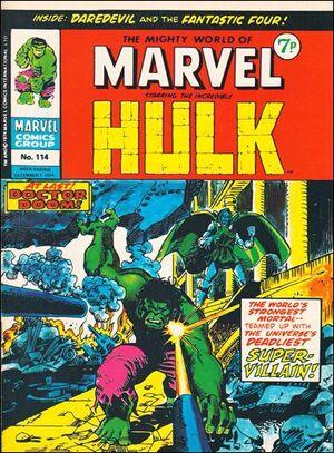 Mighty World of Marvel Vol 1 114