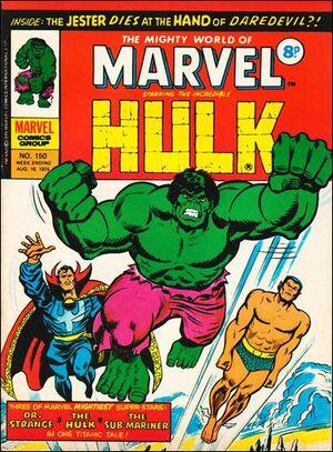 Mighty World of Marvel Vol 1 150