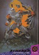 Sinsear (Earth-4935) from 1994 Ultra X-Men (Trading Cards) 0001