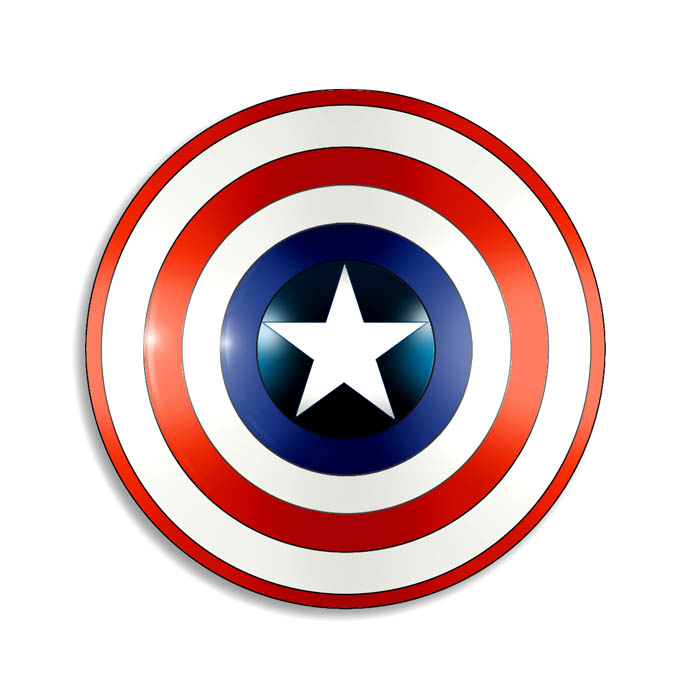 other shields used by captain america