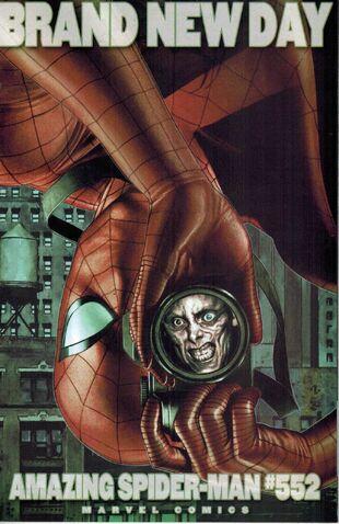File:Amazing Spider-Man Vol 1 552 Granov Variant.jpg