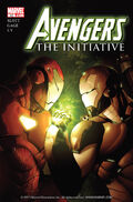 Avengers The Initiative Vol 1 12