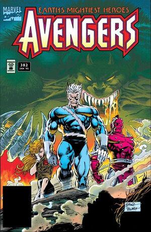 Avengers Vol 1 382