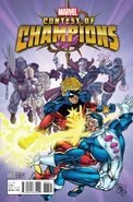 Contest of Champions Vol 1 3 Classic Variant