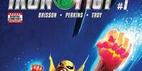 Iron Fist Vol 5