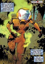 Jennifer Takeda (Earth-616) from Avengers Arena Vol 1 1