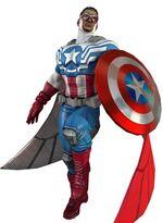 Samuel Wilson (Earth-TRN258) from Marvel Heroes (video game) 0001