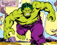 Bruce Banner (Earth-616) from Incredible Hulk Vol 1 206 0001