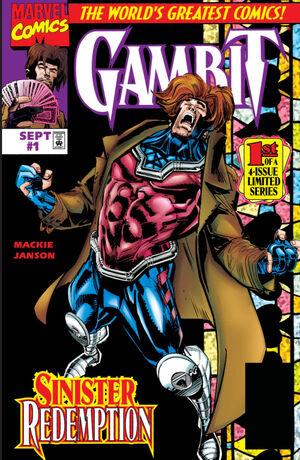 Gambit Vol 2 1