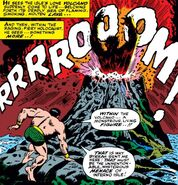 Inferno Island from Tales to Astonish Vol 1 91 001