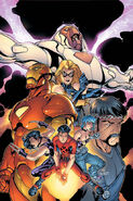 New X-Men Vol 2 28 Textless