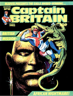 Captain Britain Vol 2 10