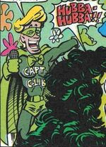 Captain Glib (Earth-9047) from What The-- Vol 1 21
