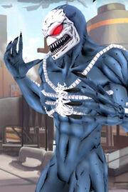 Regency Venom (Eddie Brock) from Spider-Man Unlimited (video game) 001