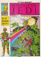 Return of the Jedi Weekly (UK) Vol 1 140