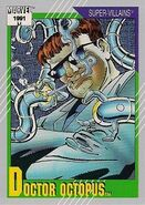 Otto Octavius (Earth-616) from Marvel Universe Cards Series II 0001