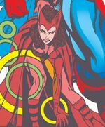 Wanda Maximoff (Earth-98105) Amazing Spider-Man Vol 1 439
