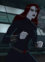 Natalia Romanova (Earth-TRN524) from Marvel's Avengers Assemble Season 2 9