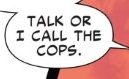 New York Police Department (Earth-TRN567) from Amazing Spider-Man & Silk- The Spider(fly) Effect Infinite Comic Vol 1 3 001