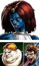 Brotherhood of Evil Mutants (Earth-12131) Marvel Avengers Alliance