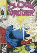 Cloak dagger nr 8 NL