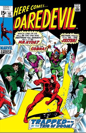 Daredevil Vol 1 61