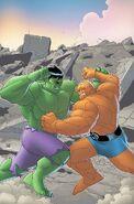 Marvel Universe Avengers - Earth's Mightiest Heroes Vol 1 4 Textless