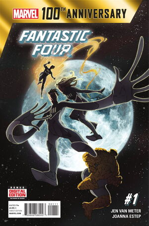 100th Anniversary Special - Fantastic Four Vol 1 1