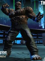 Benjamin Grimm (Earth-50701) from Marvel Nemesis Rise of the Imperfects 0001