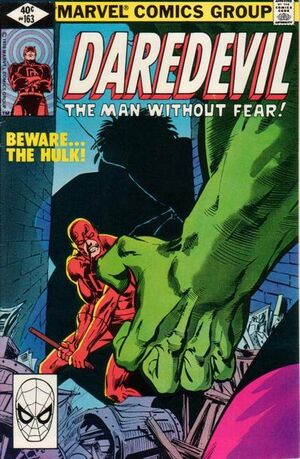Daredevil Vol 1 163