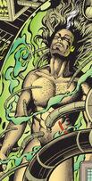 Nathaniel Grey (Earth-1298) from Mutant X Annual Vol 1 2000 0001