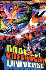 Onslaught Marvel Universe Vol 1 1