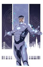Superior Iron Man Vol 1 1 Textless