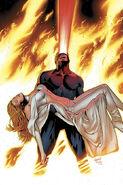 X-Men Phoenix Endsong Vol 1 4 Textless