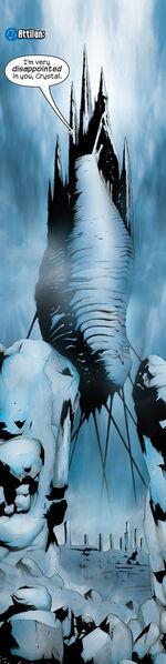 Attilan (Earth-1610) from Ultimate Fantastic Four Annual Vol 1 1 0001