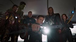 Avengers (Earth-199999) from Marvel's The Avengers 002