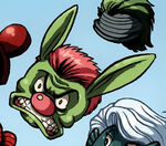 Bruce Bunny (Earth-25) from Spider-Ham 25th Anniversary Special Vol 1 1
