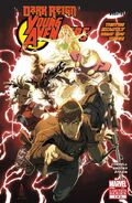 Dark Reign Young Avengers Vol 1 1