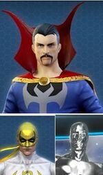 Defenders (Earth-TRN258) from Marvel Heroes (video game) 001