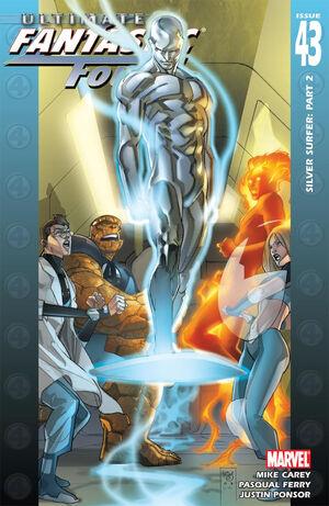 Ultimate Fantastic Four Vol 1 43