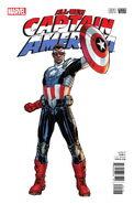 All-New Captain America Vol 1 1 Pichelli Variant