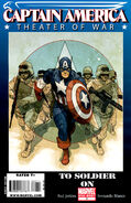 Captain America Theatre of War To Soldier On Vol 1 1