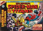Super Spider-Man and the Titans Vol 1 202