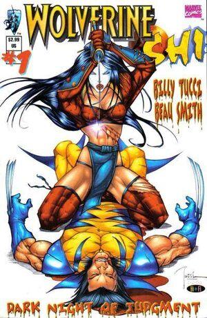 Wolverine Shi Dark Knight Judgement Vol 1 1