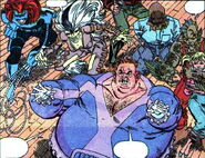 Band of Baddies (Earth-616) from Marvel Comics Presents Vol 1 49 0001